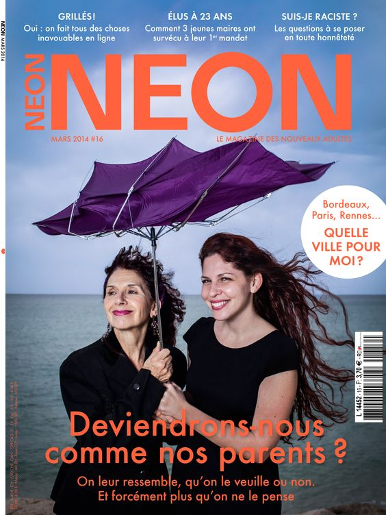 Magazine NEON n°16 - mars 2014
