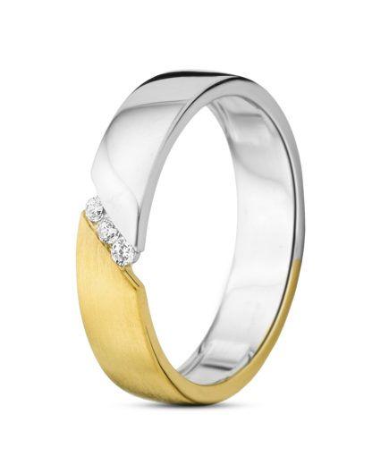 Anna-Malou Ring aus 925 Sterling Silber mit Zirkonia shoppen • VALMANO