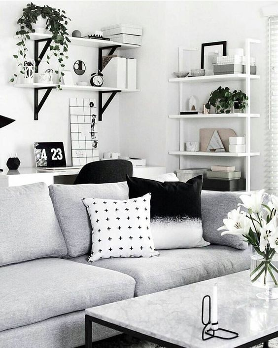 Cosy Interior. Best Scandinavian Home Design Ideas.
