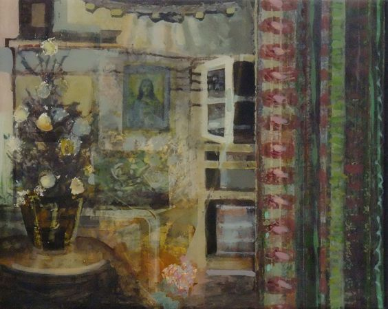 Interior II - SOLD, Frances Ryan