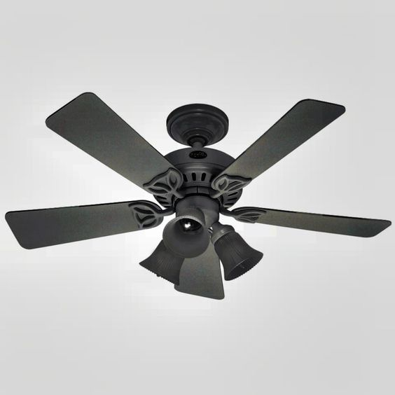 Black And White Striped Wire Ceiling Fan | http://ladysro.info ...