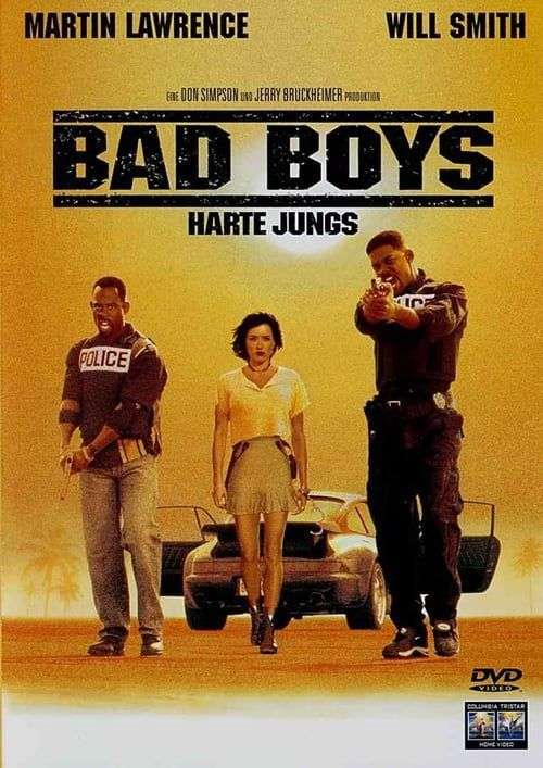 Bad Boys 1995 Espanol Latino 720p Mkv The Smiths Films D Arts Martiaux Will Smith