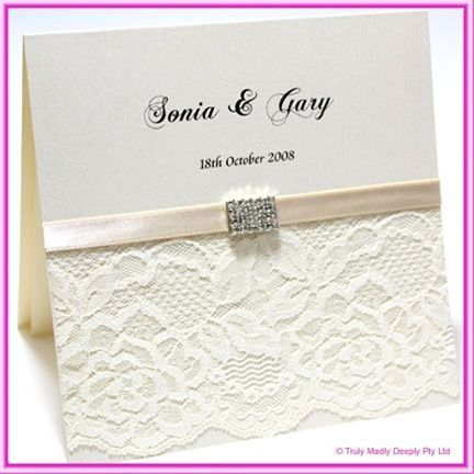 Diy Do It Yourself Wedding Invitation Kit The Two