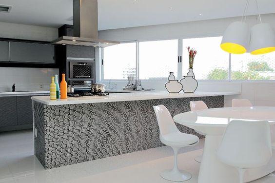 Décor do dia: cozinha minimalista