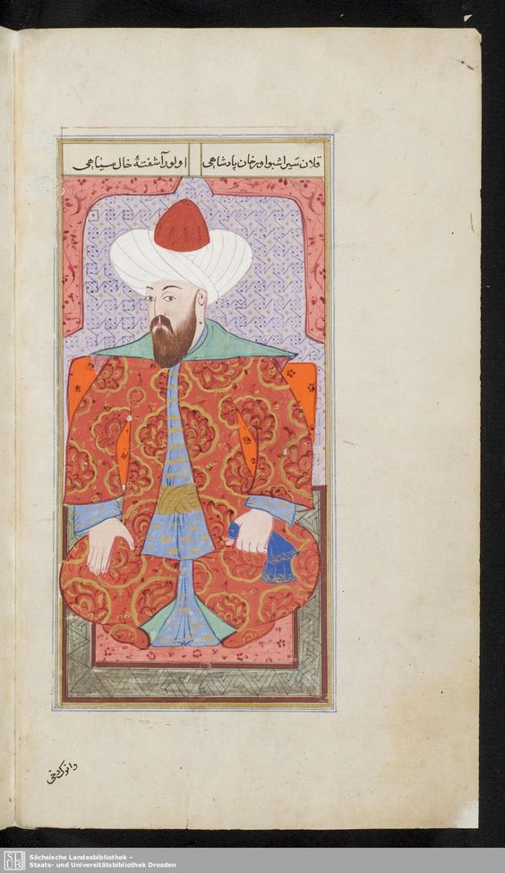 SLUB Dresden: Werkansicht: Orientalische Handschrift - Mscr.Dresd.Eb.373