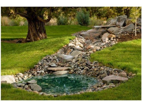 les plus beaux bassins de jardins 45 jolies idées | pièces d'eau