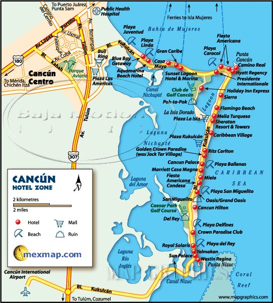 map of mexico showing cancun cancun mexico cancun the o jays and paths