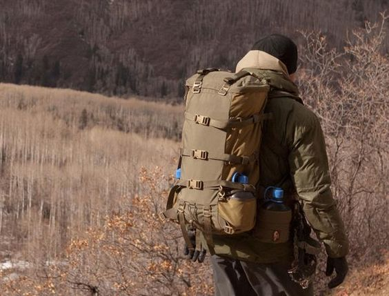 two tone ranger / khaki | my favorite hiking pack use it for camping as well