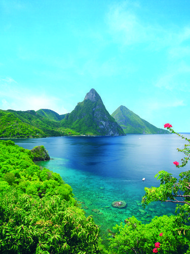 St. Lucia Travel Guide: Went here with my fiance on our first vacation ever. absolutely amazing!