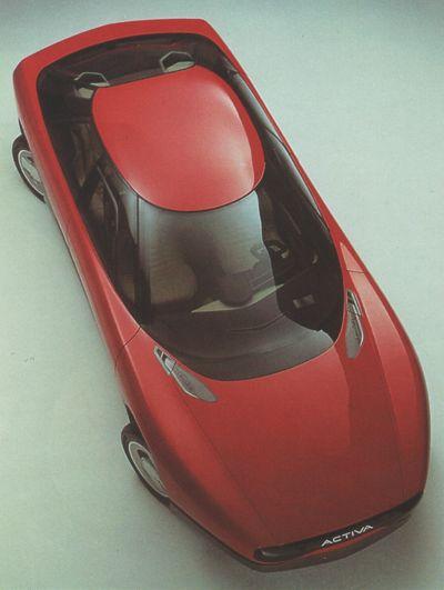 Citroën Activa concept car - 1988