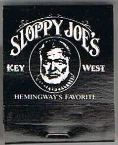 Sloppy Joe's - Key West, Florida