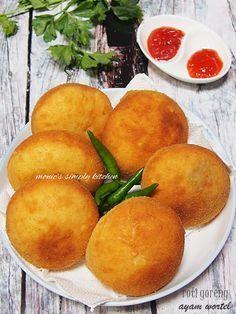 Roti Goreng Ayam Wortel Resep Makanan Makanan Dan Minuman Resep Tahu