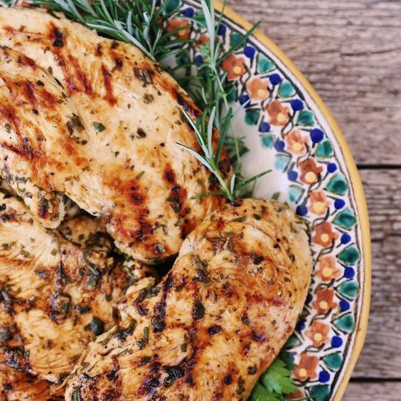 The Best Freaking Grilled Chicken You'll Ever Taste