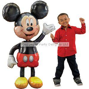 Mickey Mouse Airwalker Balloon - 52