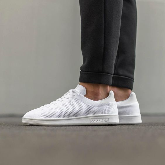 adidas stan smith primeknit mens