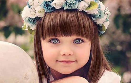 Russa De 6 Anos Esta Sendo Chamada De A Menina Mais Linda Do