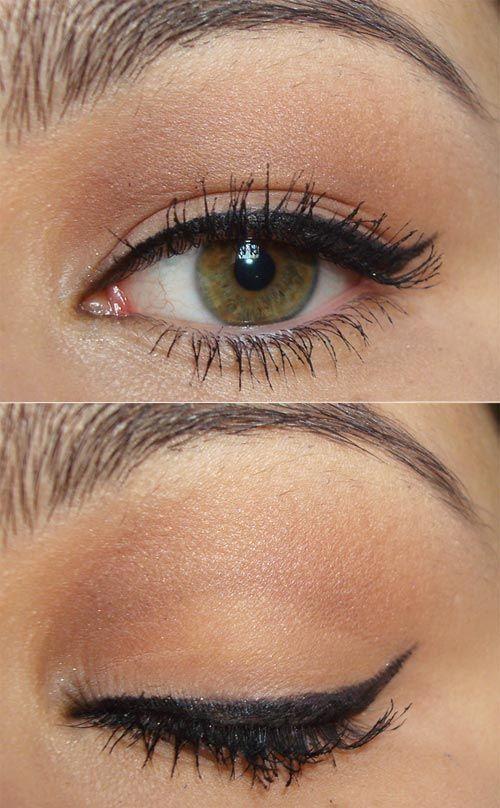 Everyday Look, Eyeliner And Winged Eyeliner On Pinterest