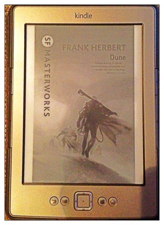 just read, Dune by Frank Herbert