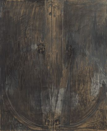 Jasper Johns. Diver. 1962-63 Urg. This really doesn't translate to ...