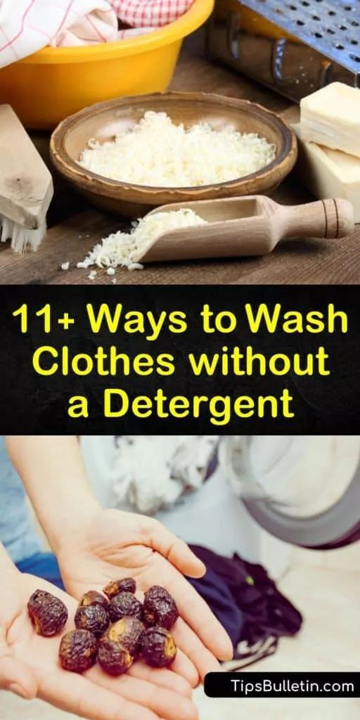 11 Clever Ways To Wash Clothes Without A Detergent Washing Clothes Washing Machine Soap Homemade Laundry Soap Liquid