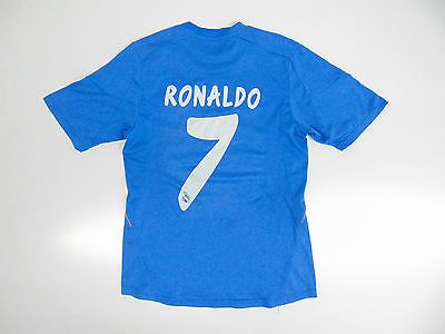 #Licensed real madrid spain 2013 2014 away #shirt #jersey football soccer ronaldo,  View more on the LINK: http://www.zeppy.io/product/gb/2/112048264911/