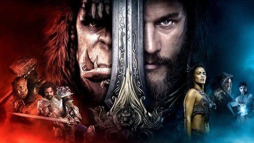 Warcraft El Primer Encuentro De Dos Mundos 2016 Full Hd 1080p Latino Ingles Warcraft Movie Warcraft 2016 Film Trilogies