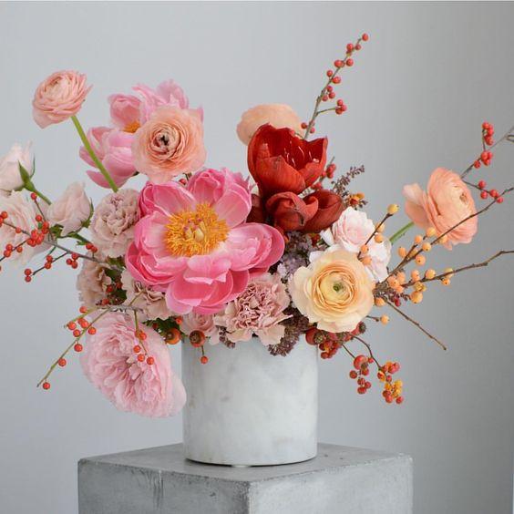 K'Mich Weddings - wedding planning - Dutch Inspired Floral Designs - Stems Floral Designs