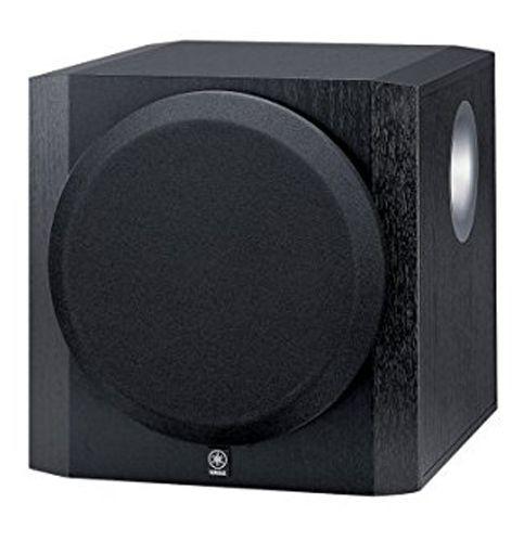 Black Dayton Audio SUB-1200 12-Inch 120 Watt Powered Subwoofer