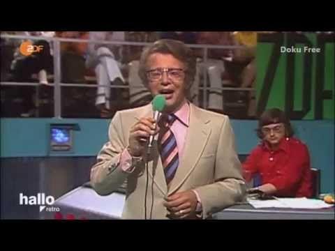 Hallo Deutschland Retro 45 Jahre Zdf Hitparade Retro Dieter Thomas Heck Deutsche Musik