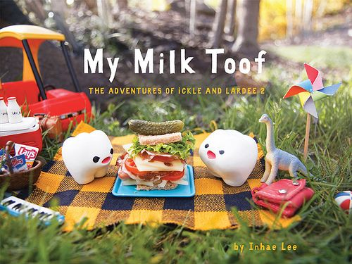 MY MILK TOOF: Books