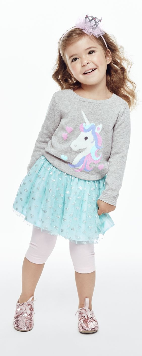 Magical style for your little princess | Girls' Fashion | The Children's Place