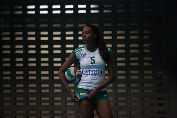 Yurani Romaña. #Voleibol #SeleccionAntioquia #Antioquia #Sports