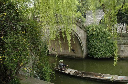 beautiful bridge like the ones in Eleysia
