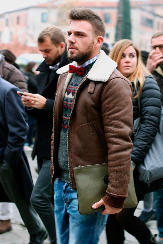Street Style. Pitti Uomo. FW 15.