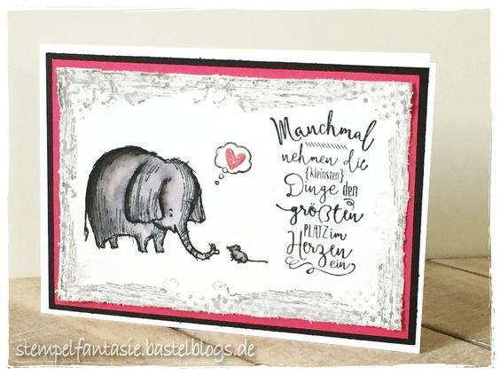 Stampin Up_Liebe_Love_Freundschaft_Karte_Card_Im Herzen_lots of love_Elefant_Maus_stempelfantasie_1