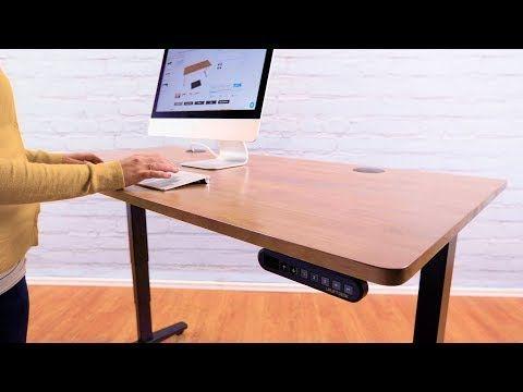 Uplift Rubberwood Standing Desk V2 V2 Commercial Uplift Desk Standing Desk Desk