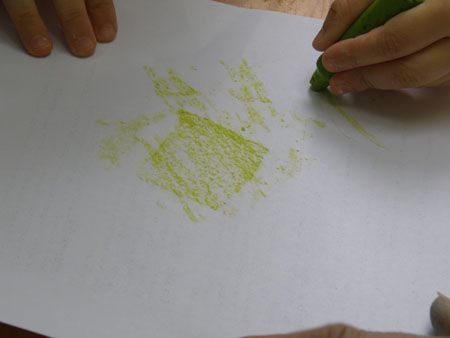 sand paper sketches