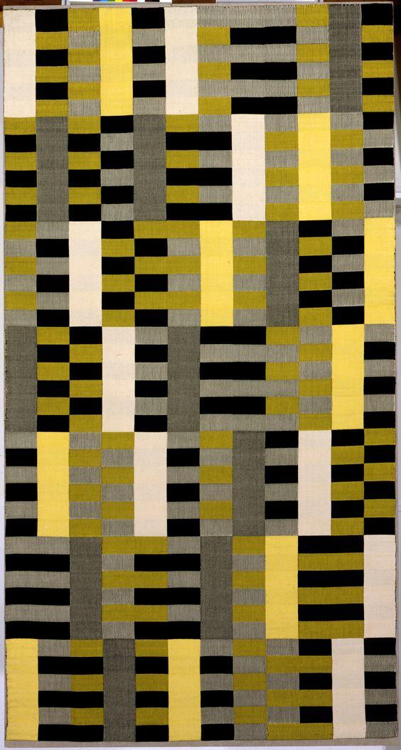 7. Bauhaus. Anni Albers. Barbican