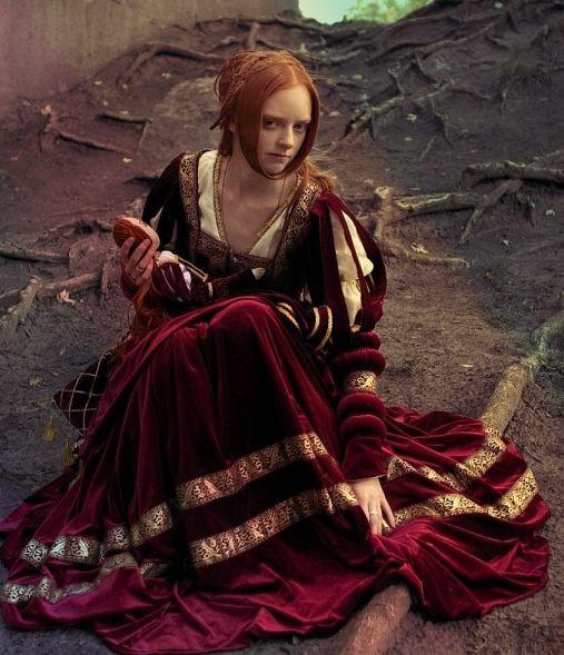Red Renaissance dress - Clothing - CosPlay - Pinterest ...