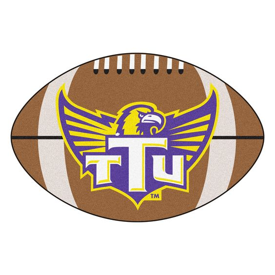 Tennessee Tech Golden Eagles Touchdown Football Area Rug