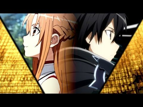 Sword Art Online [AMV] - Crossing Field #LiSA #SAO