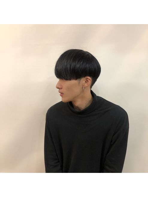 韓国風マッシュ Soji L022324286 スウェル Swell のヘアカタログ ホットペッパービューティー ビューティー メンズ ヘア スタイル 韓国