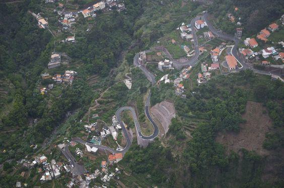 Nuns Valley, Madeira, Portugal