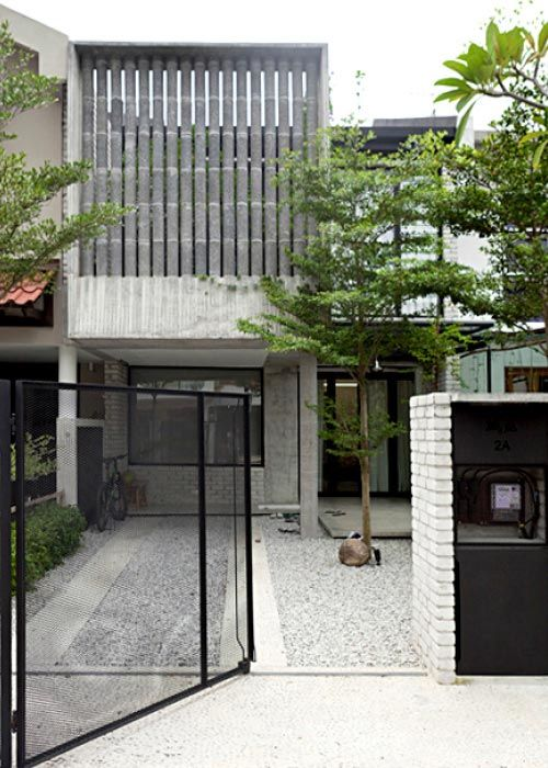 Projects subsoil house studio bikin architect for Home design ideas malaysia