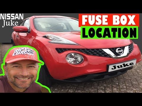 nissan juke fuse box location and how to check fuses on nissan juke video  description nissan juke fuse box location and how to ch… | nissan juke, fuse  box, nissan  pinterest