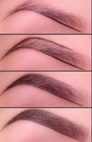 eyebrows how to