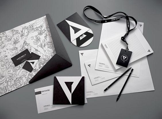 Platige: Beautiful Branding Project | Abduzeedo Design Inspiration & Tutorials