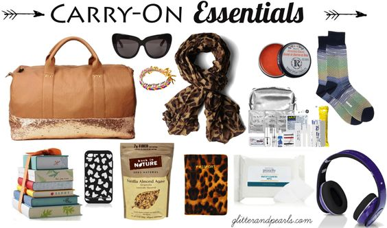 Carry-on Essentials