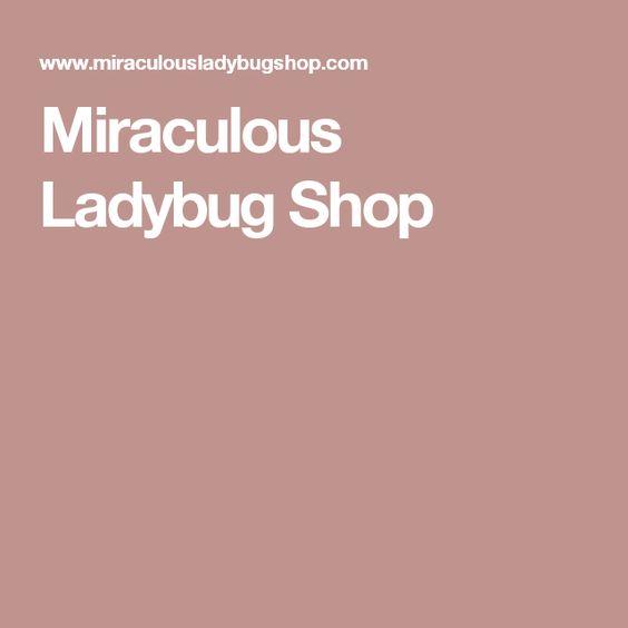 Miraculous Ladybug Shop