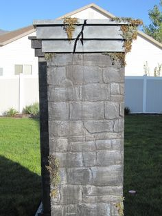 Cemetery Column Tutorial